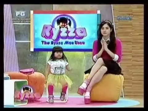 The Ryzza Mae Show March 7, 2014 FULL EPISODE - OFW Telebyuwers