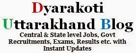 Dyarakoti Uttarakhand Blog