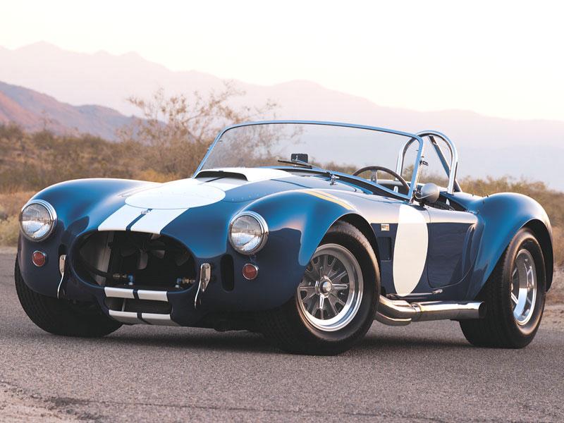 Grand Prix: AC Cobra y el Shelby Cobra Daytona unos Coches tenaces