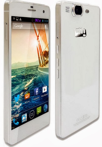 MyPhone Infinity, MyPhone Octa Core Android Smartphone