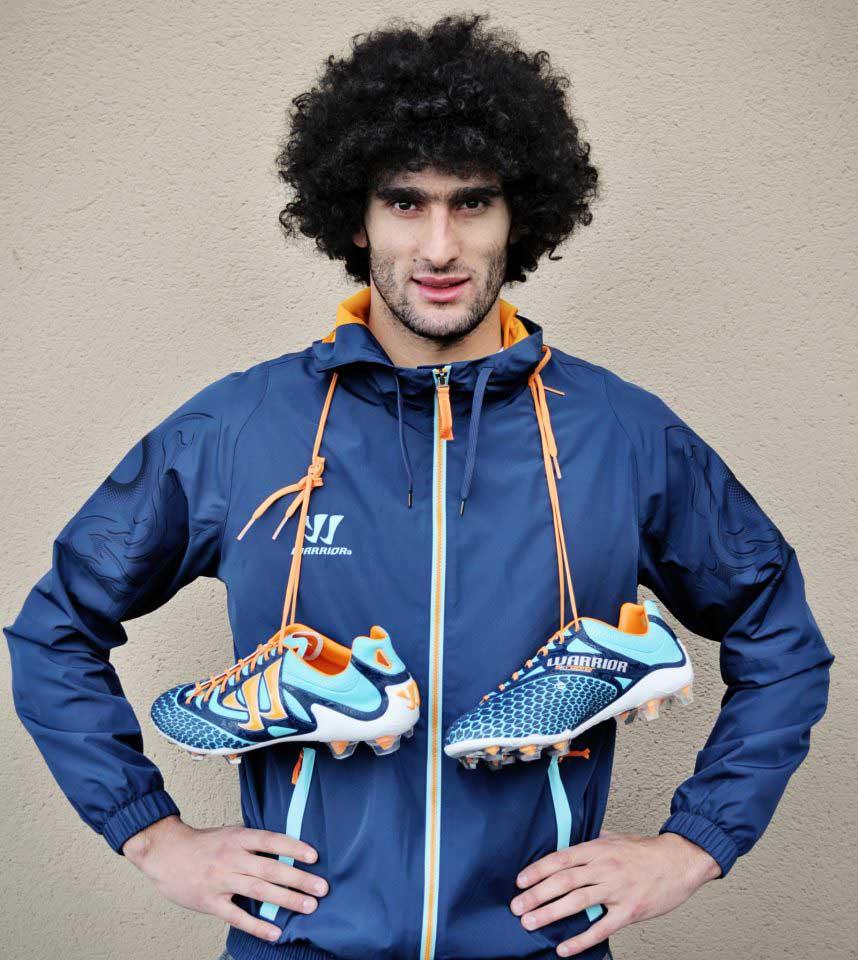 Marouane Fellaini Boots