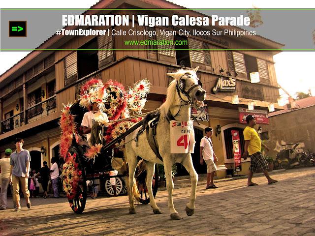Calle Crisologo Calesa Parade