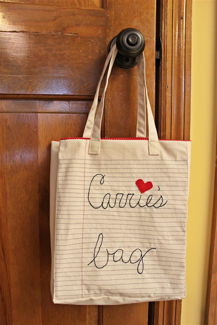 "return on creativity: the ""paper"" bag"