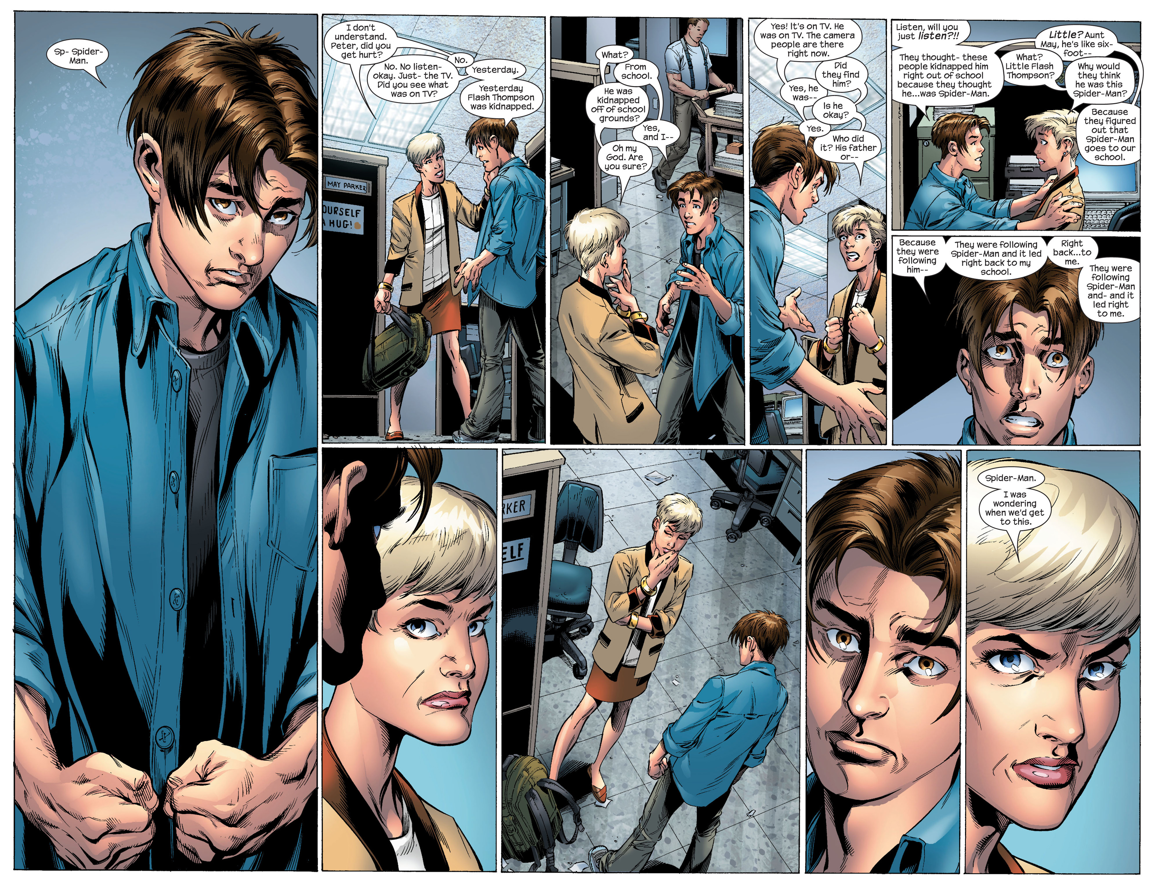 Ultimate Spider-Man (2000) Issue #88 #92 - English 9