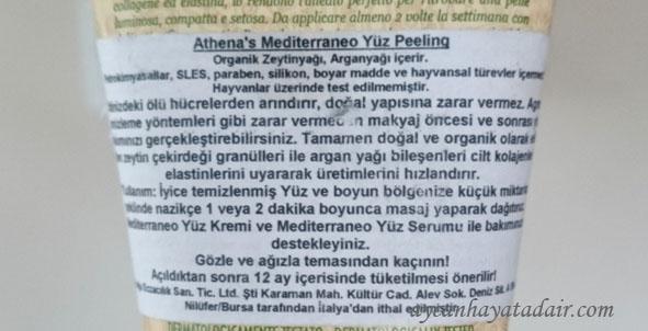 organik peeling