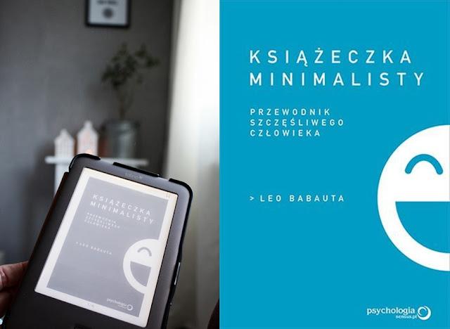 minimalizm książka