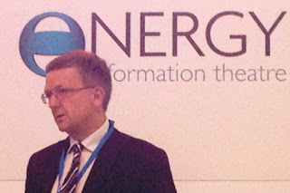 Phil Wynn Owen, Director General of DECC's International Climate Change and Energy Efficiency group