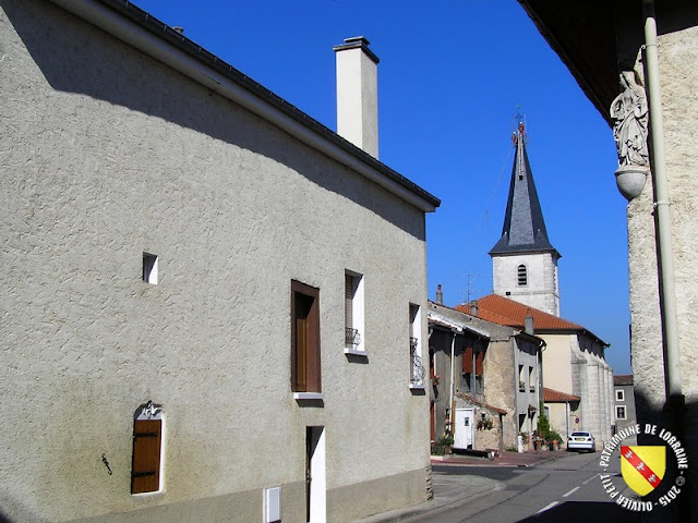 GONDREVILLE (54) - Village - Eglise