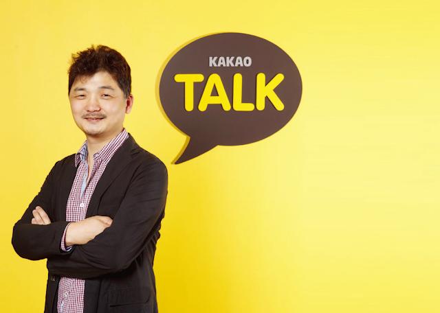 Kim Beom-su ông chủ KakaoTalk Hàn Quốc
