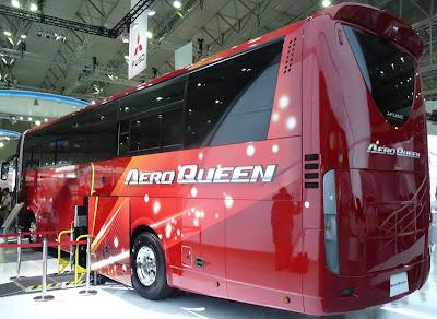 Mitsubishi Fuso Aero Bus