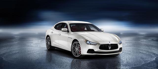 2014 Maserati Ghibli Debuts in Shanghai