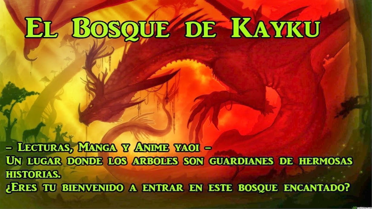 El bosque de Kayku100