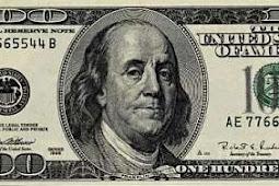 Gambaran Uang 1 Triliun Dollar