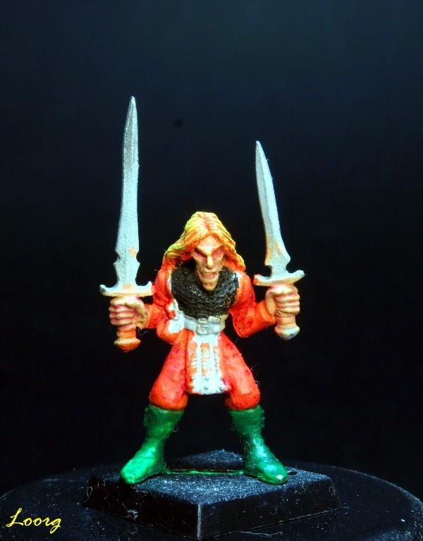 Bailarín elfo silvano Sword 2 de referencia 074237/17