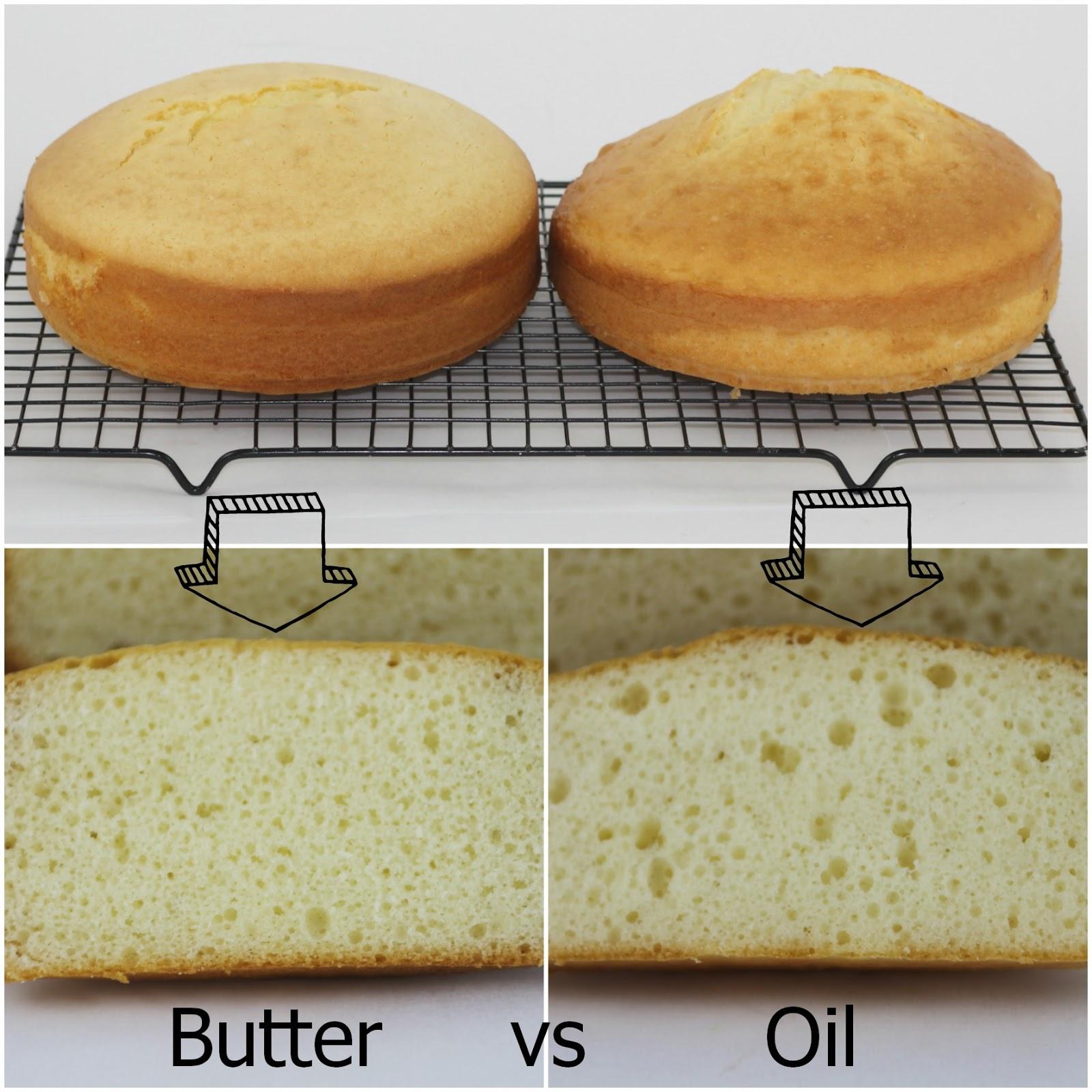Butter Yellow Vs Yellow Cake Mix