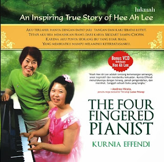 download ebook The Four Fingered Pianist