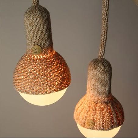 Woven Pendant Lights
