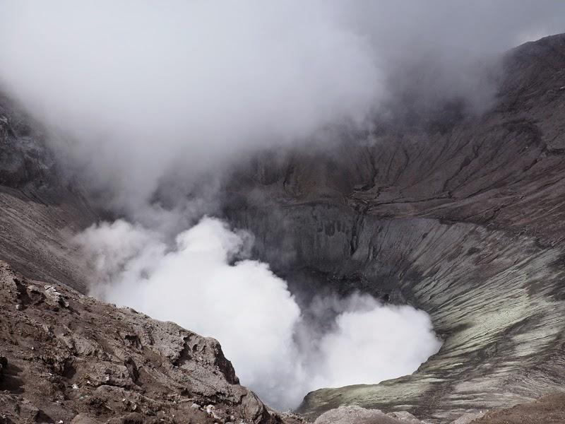 Volcán de Bromo