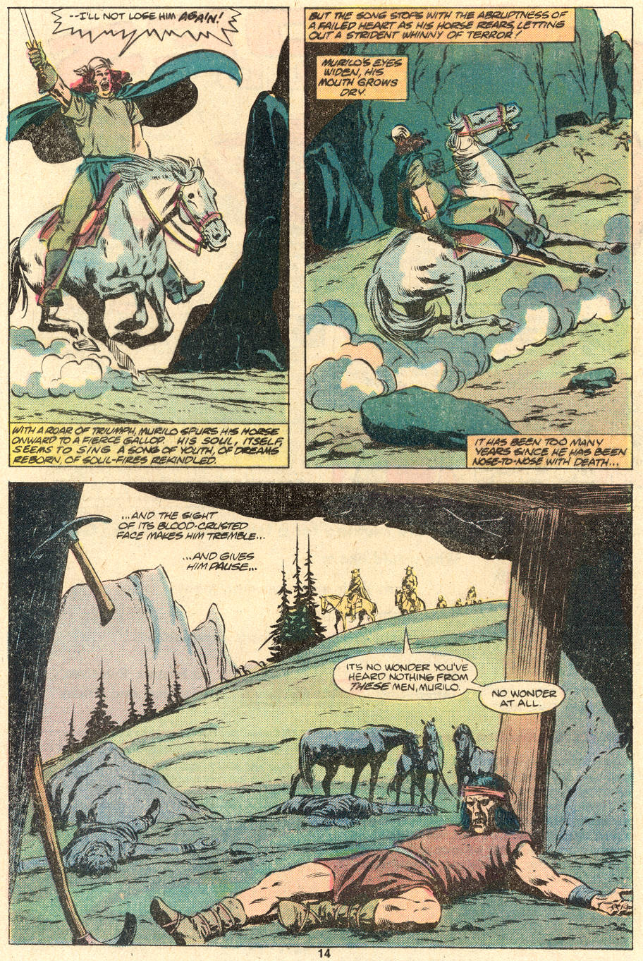 Conan the Barbarian (1970) Issue #123 #135 - English 11