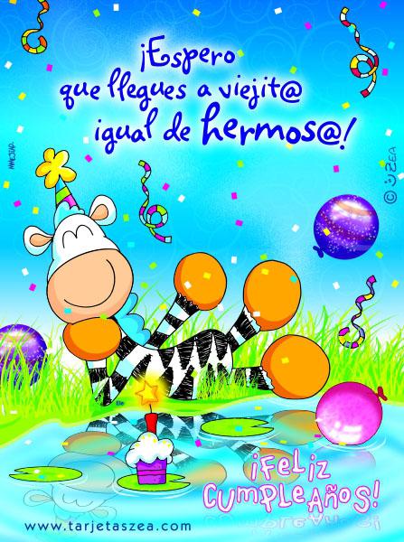 ... viejit@ igual de hermos@! - ツ Imagenes para Cumpleaños ツ
