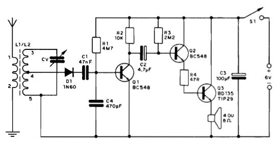 muchos circuitos electronicos  diciembre 2013