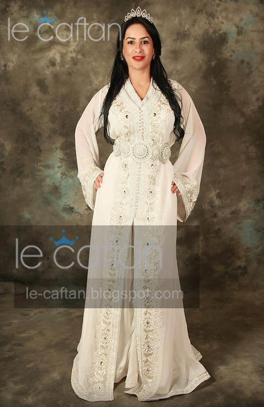 Location robe marocaine pour mariage