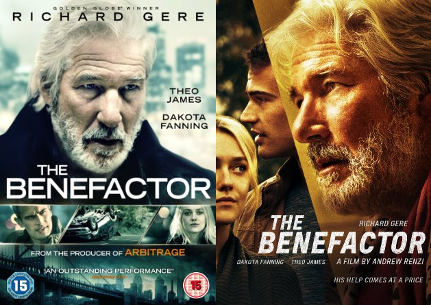 The Benefactor (2015) tainies online oipeirates