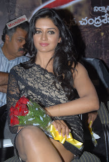 Vimala Raman WOW what Stunning Black Gown Lovely Beauty Must See (10)012.jpg
