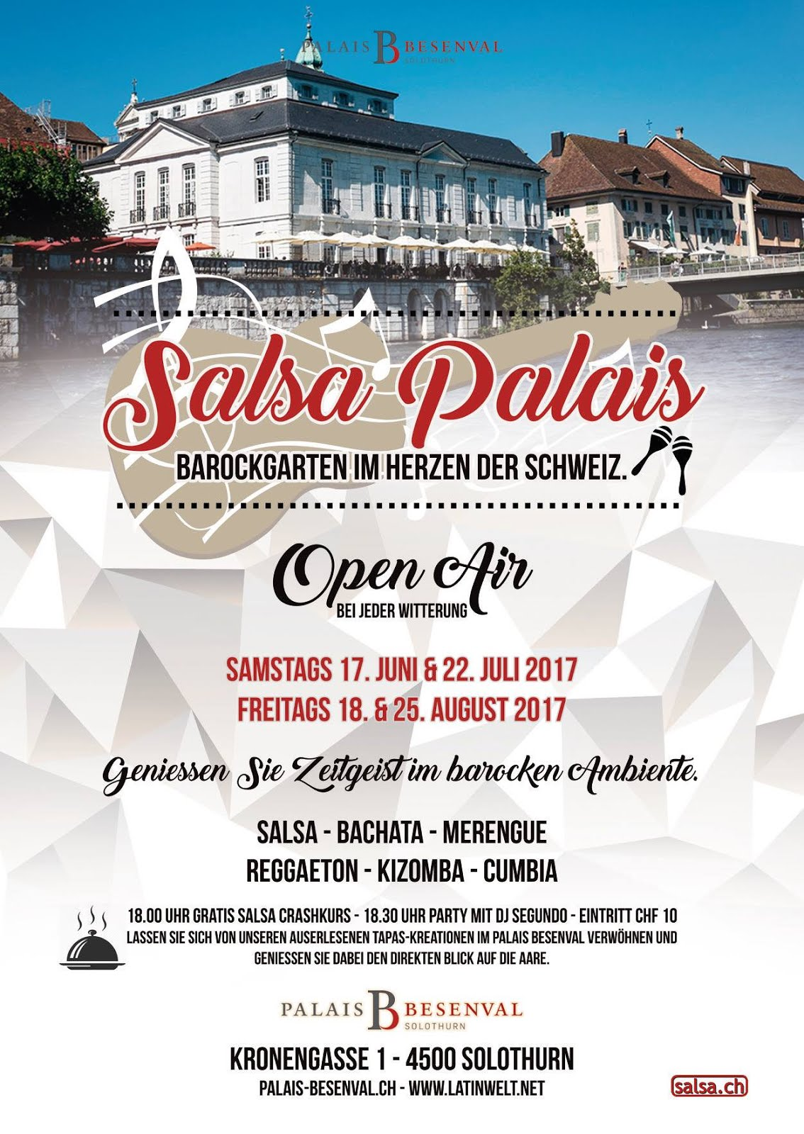 Salsa Palais Open Air