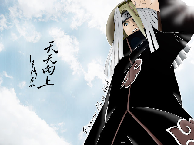 Deidara Wallpaper 0029