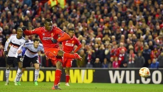 Liverpool Menang Dramatis Atas Besiktas