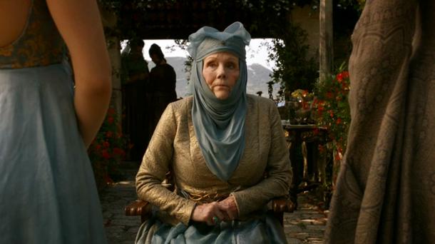 Olenna Tyrell foto - Juego de Tronos en los siete reinos