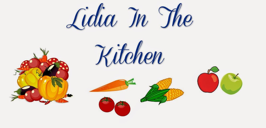 lidia in the kitchen