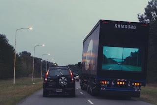 Samsung Safety Truck - Camión de Seguridad