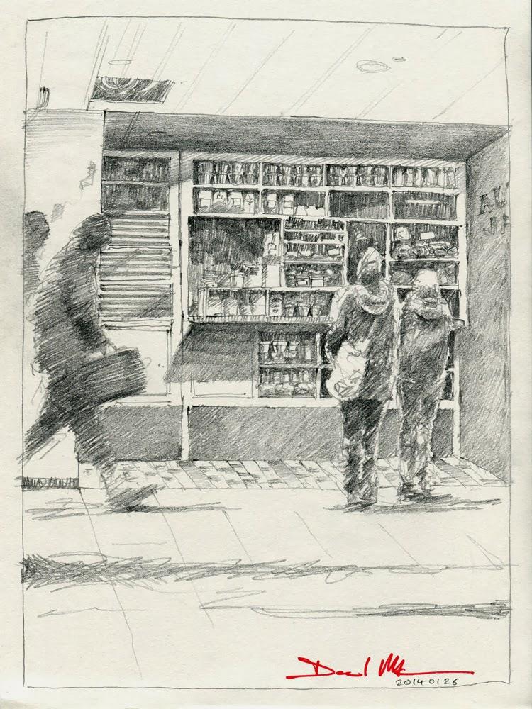 Albert & Jack's by David Meldrum
