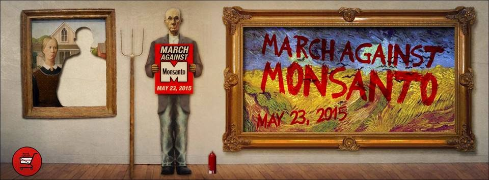 Twin Cities #MarchAgainstMonsanto