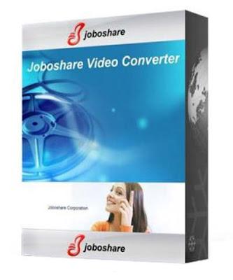 Joboshare Video Converter 3.2.7 + Serial Key