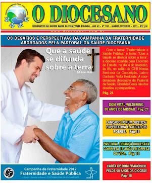 O Diocesano (Volta Redonda e Barra do Piraí-RJ)-Diocese