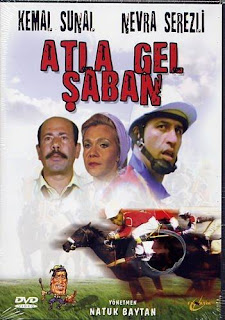 kemal sunal filmleri atla gel şaban film posteri
