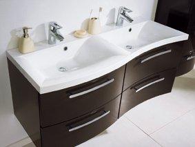 meuble salle de bain cedam wave