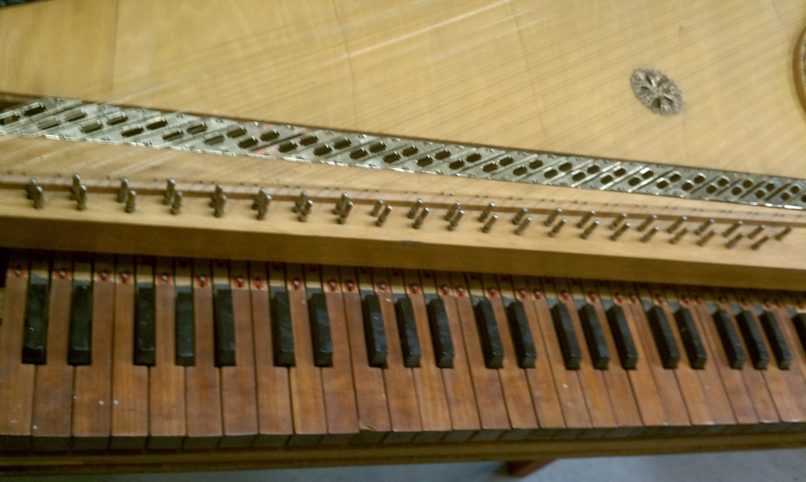Jon's Projects: Harpsichord Repair III