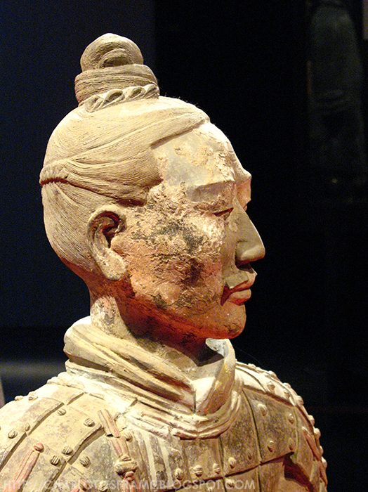 China's Terracotta Army, Archer