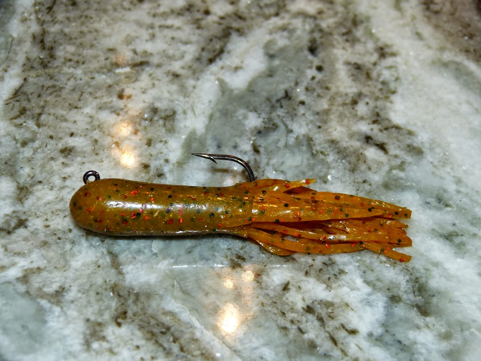 Ibassin Five Fabulous Fall Baits For Bass Tube Jigs