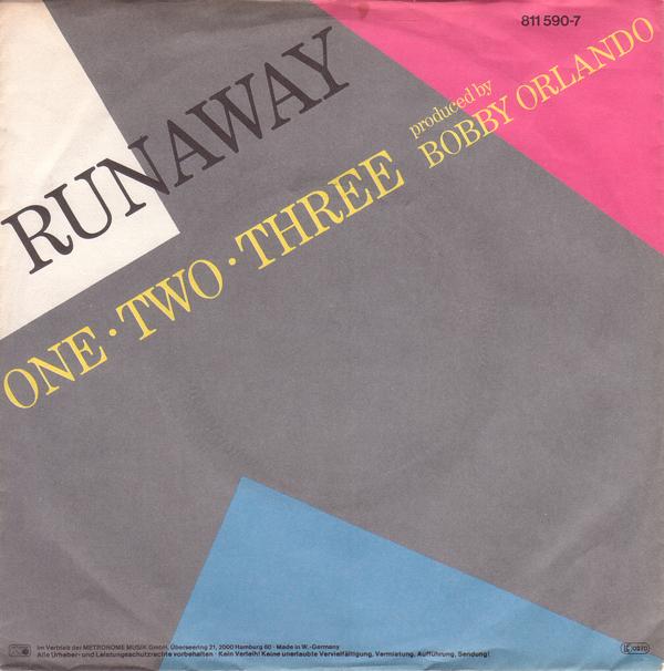 One, Two, Three - Runaway (Maxi + Bonus Track)