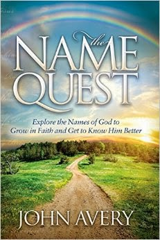 Dr. Angela Chester interviews John Avery author of The Name Quest
