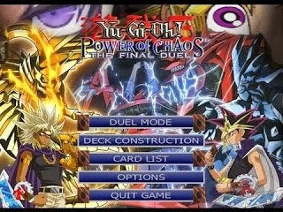 Download Yu-Gi-Oh! Power Of Chaos