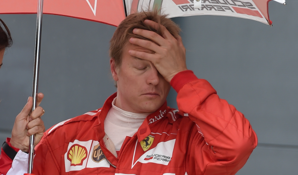 La FIA no sancionará a Kimi por Silverstone