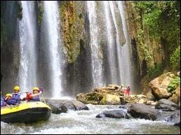 Rafting di Sungai Pakelan Probolinggo - Daftar Tempat Wisata untuk Liburan di Bromo