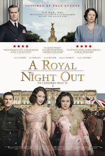 Watch A Royal Night Out (2015) movie free online