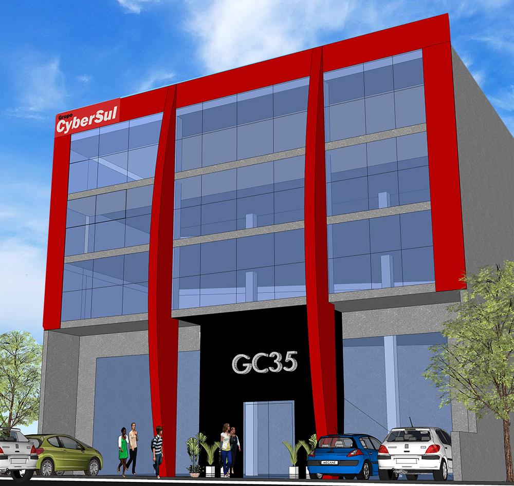 Blog grupo cybersul mar o 2013 - Empresas de fachadas ...